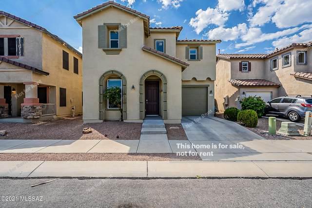 930 S Vista Overlook Drive, Tucson, AZ 85710 (#22123978) :: Kino Abrams brokered by Tierra Antigua Realty