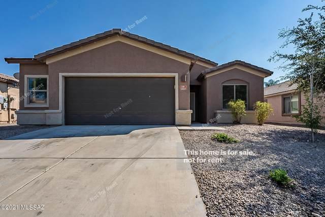 11057 W Prairie Willow Drive, Marana, AZ 85653 (#22123979) :: AZ Power Team