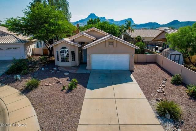 9071 N Running Bear Place, Tucson, AZ 85743 (#22123994) :: AZ Power Team