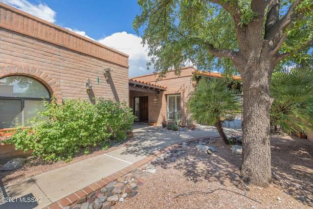 5220 N Via Velazquez, Tucson, AZ 85750 (MLS #22124000) :: The Luna Team