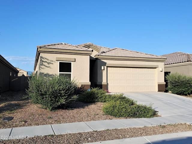 12159 E Becker Drive, Vail, AZ 85641 (#22124002) :: Keller Williams