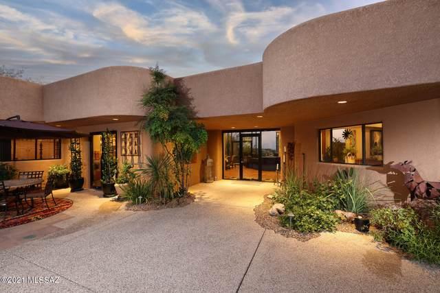5900 E Placita Alta Reposa, Tucson, AZ 85750 (MLS #22124004) :: The Luna Team