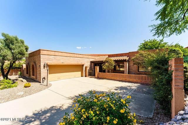 5410 N Via Velazquez, Tucson, AZ 85750 (#22124011) :: Luxury Group - Realty Executives Arizona Properties