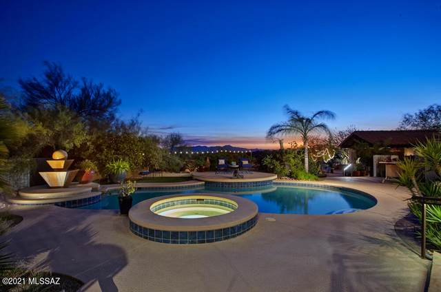 5427 N Sundance Place, Tucson, AZ 85718 (#22124012) :: Luxury Group - Realty Executives Arizona Properties