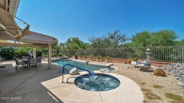 14061 N Alyssum Way, Oro Valley, AZ 85755 (#22124017) :: Luxury Group - Realty Executives Arizona Properties