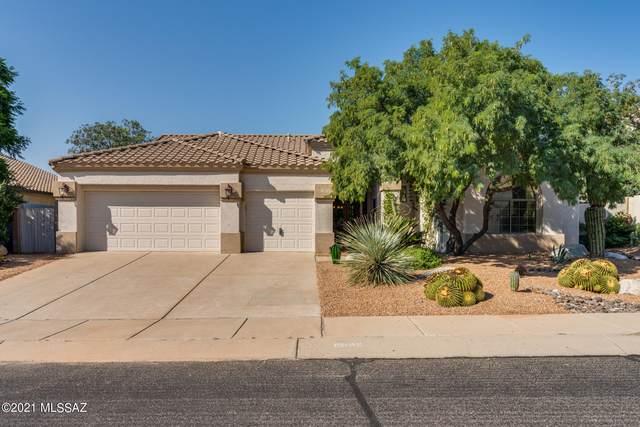 13103 N Pioneer Way, Oro Valley, AZ 85755 (#22124024) :: Luxury Group - Realty Executives Arizona Properties