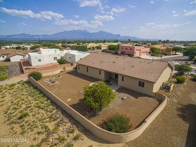 1060 W Camino Monte Cristo, Green Valley, AZ 85614 (#22124037) :: Kino Abrams brokered by Tierra Antigua Realty