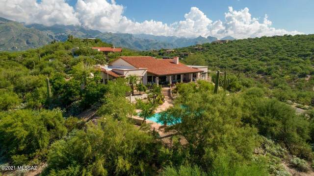 4920 N Rock Canyon Road, Tucson, AZ 85750 (#22124042) :: Luxury Group - Realty Executives Arizona Properties