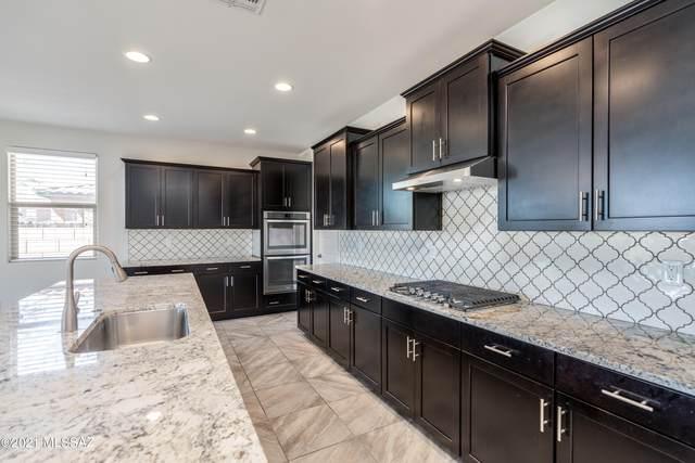 10285 E Placita De Dos Pesos, Tucson, AZ 85730 (#22124047) :: Tucson Real Estate Group