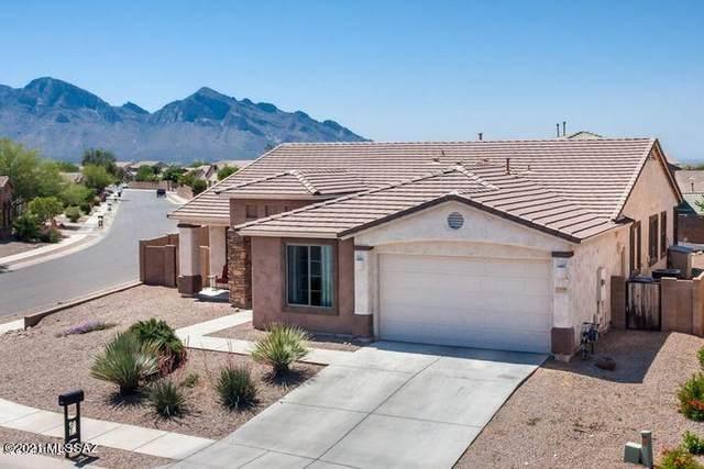 1239 W Keuhne Court, Oro Valley, AZ 85737 (#22124053) :: Tucson Property Executives