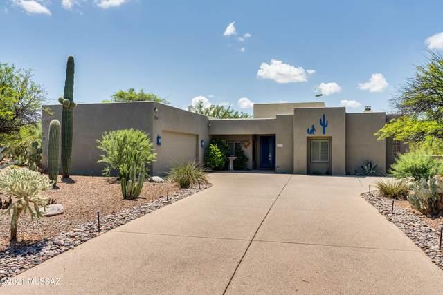10270 E Desert Flower Place, Tucson, AZ 85749 (#22124070) :: The Crown Team