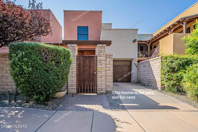 131 E Castlefield Circle, Tucson, AZ 85704 (MLS #22124074) :: My Home Group