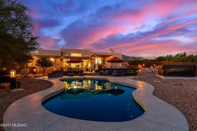 1200 E Placita De Graciela, Tucson, AZ 85718 (MLS #22124078) :: The Property Partners at eXp Realty