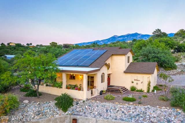 14675 N High Rock Road, Tucson, AZ 85739 (#22124084) :: Tucson Property Executives