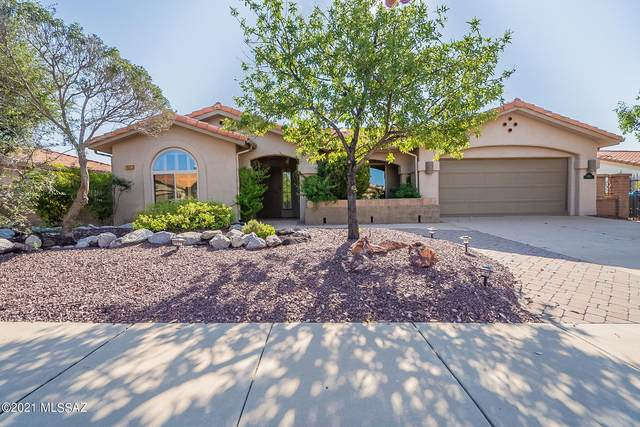 14522 N Alamo Canyon Drive, Oro Valley, AZ 85755 (#22124088) :: Tucson Property Executives
