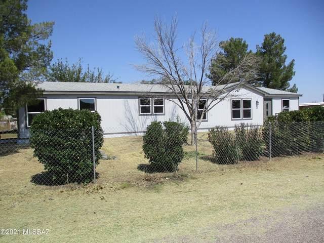 423 E Apache Street, Huachuca City, AZ 85616 (#22124097) :: Tucson Property Executives