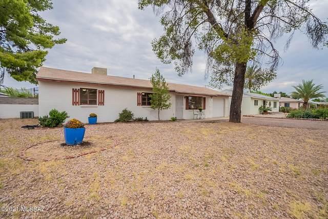 4821 E Hampton Street, Tucson, AZ 85712 (#22124102) :: Keller Williams