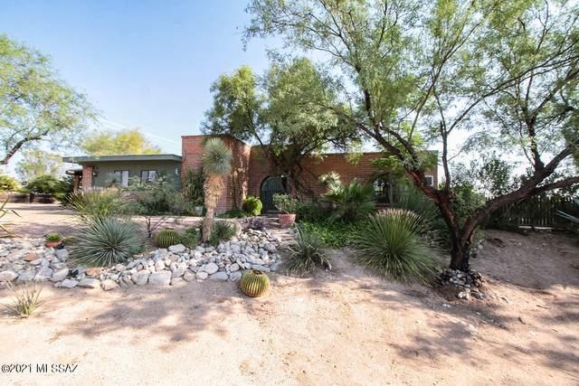 1411 W Placita Las Palmas, Tucson, AZ 85704 (#22124103) :: Tucson Real Estate Group