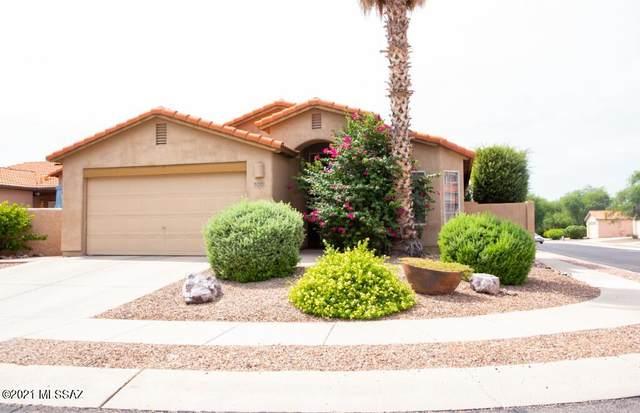 5155 E Circulo Las Cabanas, Tucson, AZ 85711 (MLS #22124135) :: My Home Group