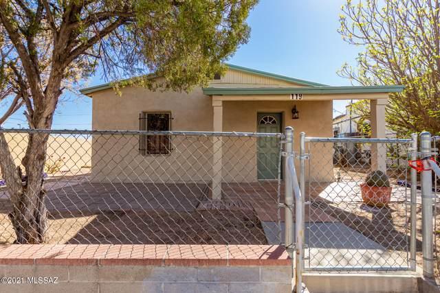 119 W 29th Street, Tucson, AZ 85713 (MLS #22124136) :: The Luna Team