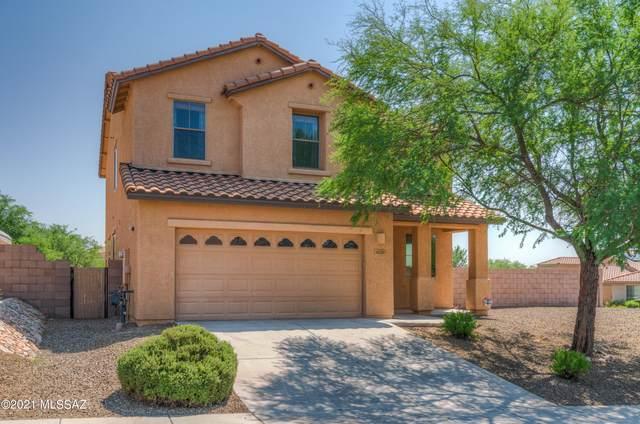 8230 N Winding Willow Way, Tucson, AZ 85742 (#22124141) :: Tucson Real Estate Group