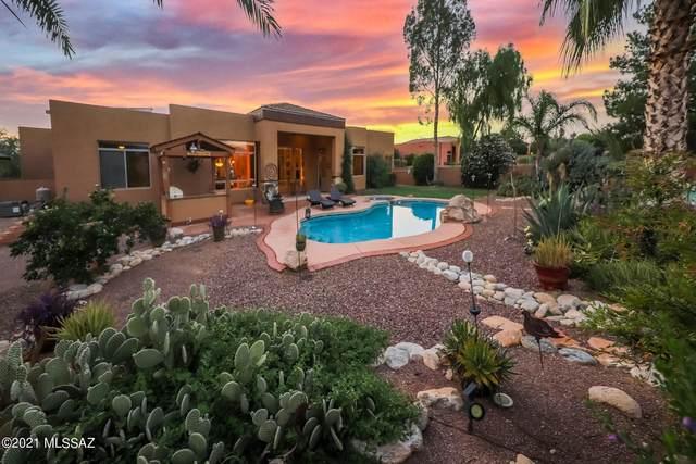 15225 N Coronado Forest Drive, Tucson, AZ 85739 (#22124144) :: Tucson Property Executives