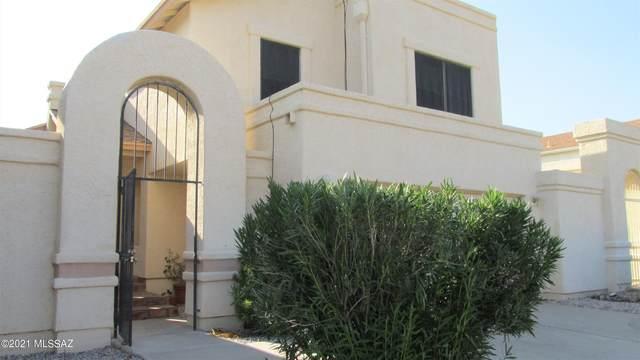 8737 N Lyra Lane, Tucson, AZ 85742 (#22124152) :: Tucson Real Estate Group