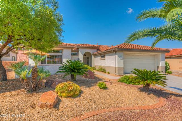 2115 E Buster Mountain Drive, Oro Valley, AZ 85755 (#22124165) :: Tucson Property Executives