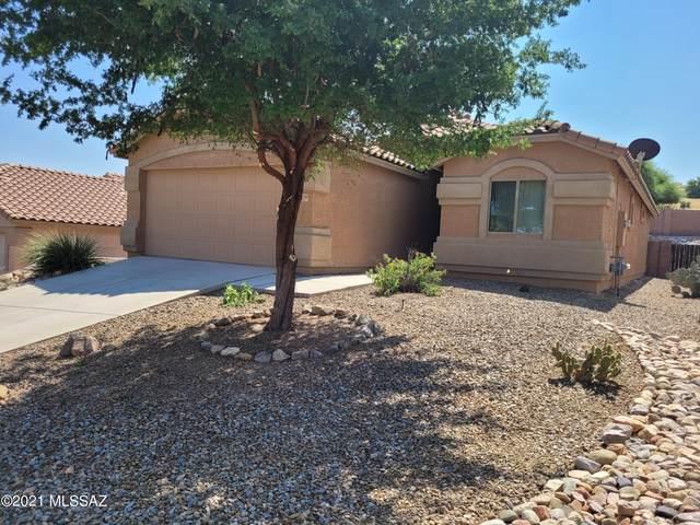 61041 Halter Place, Tucson, AZ 85739 (#22124177) :: Keller Williams