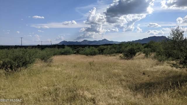 W Frontage Road, Amado, AZ 85645 (#22124184) :: Kino Abrams brokered by Tierra Antigua Realty