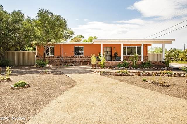3019 N Fremont Avenue, Tucson, AZ 85719 (#22124205) :: Kino Abrams brokered by Tierra Antigua Realty