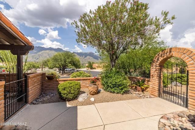 5345 N Strada De Rubino, Tucson, AZ 85750 (#22124218) :: Tucson Property Executives
