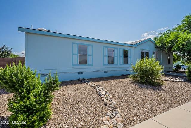 6047 E Window Ridge Lane, Tucson, AZ 85756 (MLS #22124219) :: The Luna Team