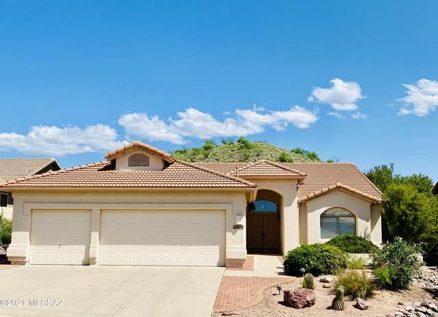 63370 E Whispering Tree Lane, Saddlebrooke, AZ 85739 (#22124224) :: Tucson Real Estate Group