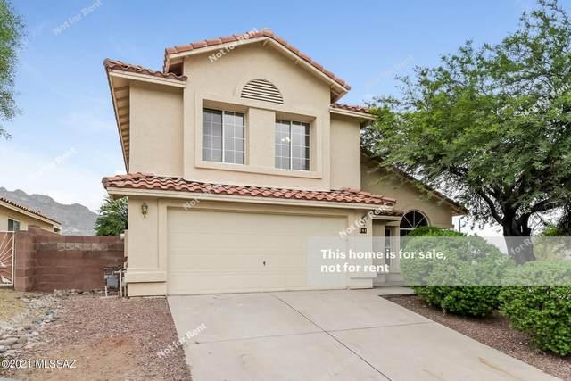 741 W Placita Vega Vista, Oro Valley, AZ 85737 (#22124226) :: Tucson Property Executives