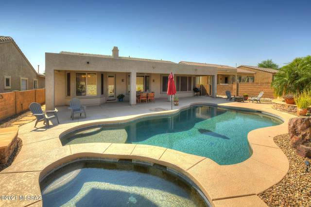 8001 N Coltrane Lane, Tucson, AZ 85743 (#22124228) :: Kino Abrams brokered by Tierra Antigua Realty