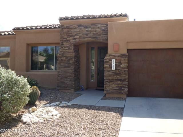 5251 N Spring Canyon Place, Tucson, AZ 85749 (#22124231) :: Luxury Group - Realty Executives Arizona Properties