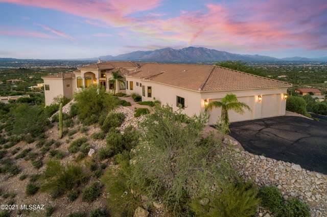 4945 N Deer Meadow Trail, Tucson, AZ 85745 (#22124232) :: Elite Home Advisors | Keller Williams