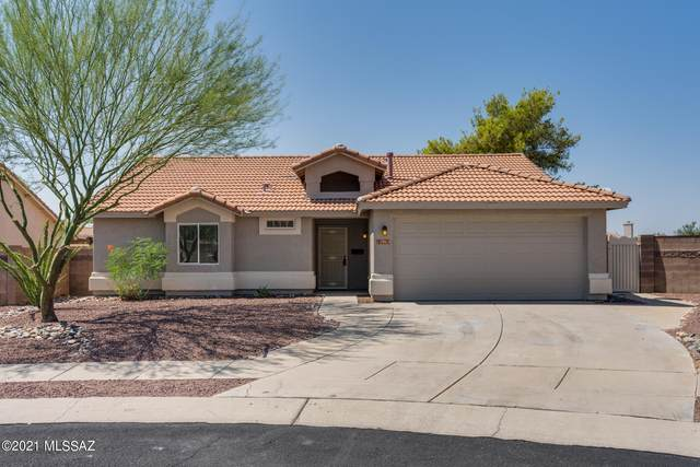 12965 N Three Buttes Place, Marana, AZ 85658 (#22124234) :: Long Realty - The Vallee Gold Team