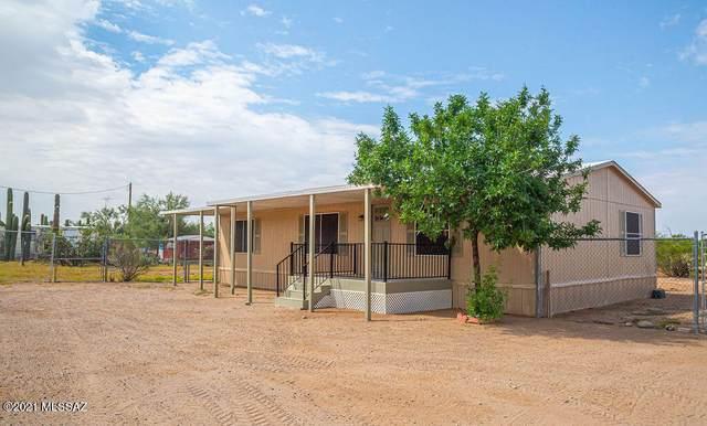 10760 W Mars Road, Tucson, AZ 85743 (#22124239) :: Luxury Group - Realty Executives Arizona Properties