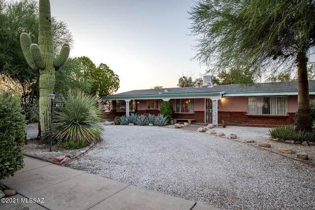 5111 E Rosewood Street Street, Tucson, AZ 85711 (#22124242) :: The Josh Berkley Team