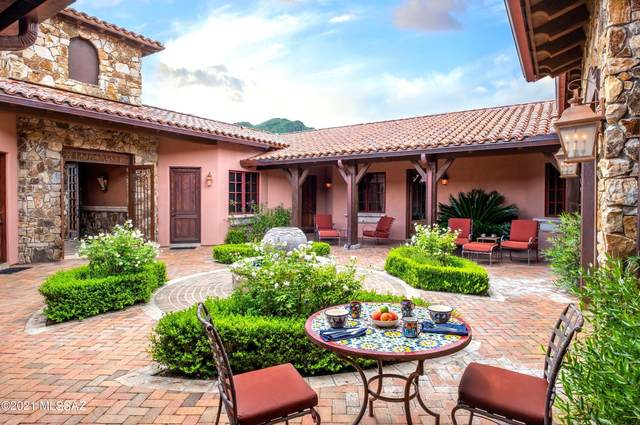 1266 Morning Star Drive, Tubac, AZ 85646 (#22124244) :: Long Realty - The Vallee Gold Team