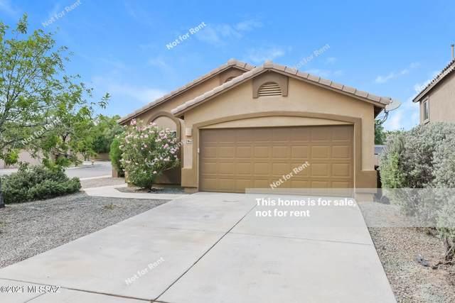 786 W Calle Ormino, Sahuarita, AZ 85629 (#22124254) :: Tucson Real Estate Group