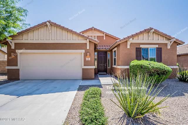 456 E Channel View Place, Tucson, AZ 85737 (#22124256) :: Tucson Property Executives