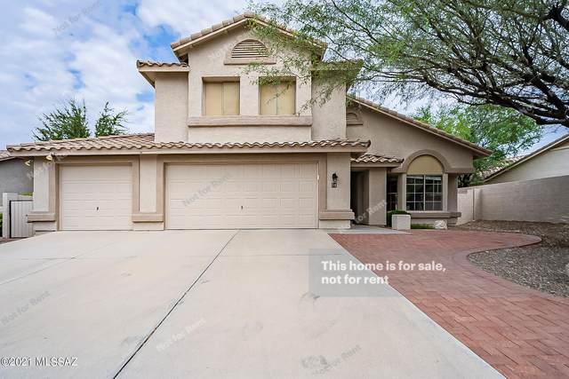51 E Brookdale Way, Oro Valley, AZ 85737 (#22124257) :: Tucson Property Executives