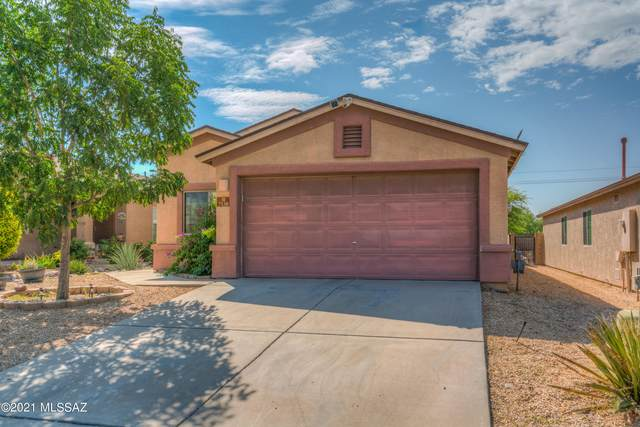 7138 S Canterbury Tale Drive, Tucson, AZ 85756 (MLS #22124293) :: The Luna Team