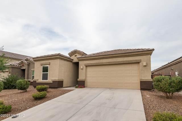 12159 E Becker Drive, Vail, AZ 85641 (#22124298) :: Tucson Property Executives