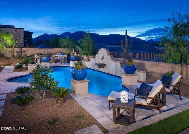 14170 N Los Saguaros Drive, Marana, AZ 85658 (#22124300) :: Tucson Property Executives