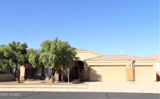 11775 Crescendo Drive, Tucson, AZ 85737 (#22124301) :: Tucson Property Executives
