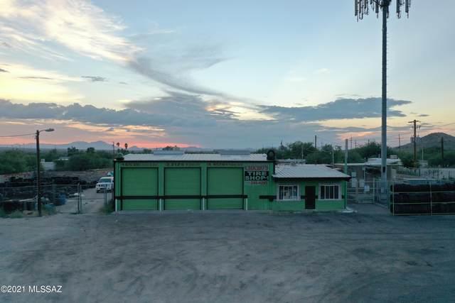 6530 S Camino De Oeste, Tucson, AZ 85746 (#22124312) :: Kino Abrams brokered by Tierra Antigua Realty